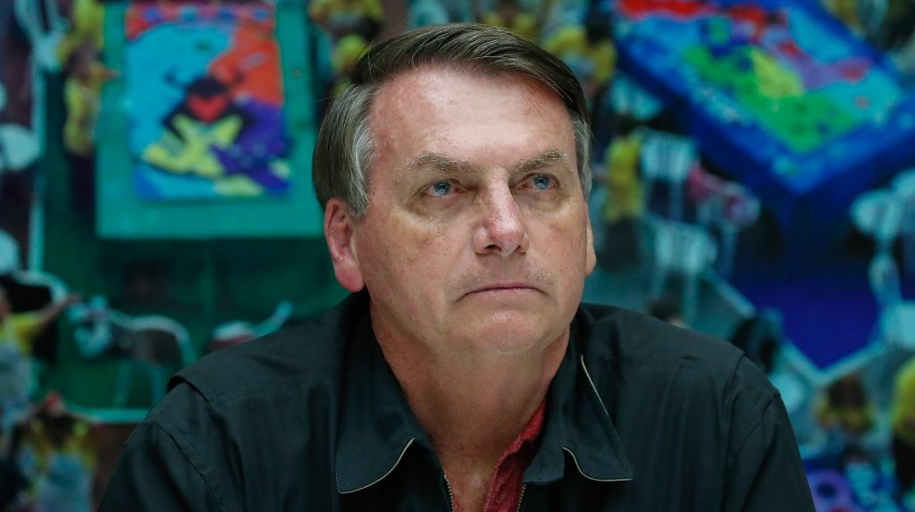 Por obras, Bolsonaro propões corte de R$ 1,4 bi do MEC. Foto: Alan Santos/PR
