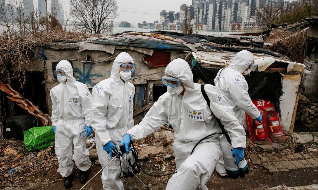 Número de mortes na China pelo novo coronavírus ultrapassa 3 mil. Foto: Heo Ran