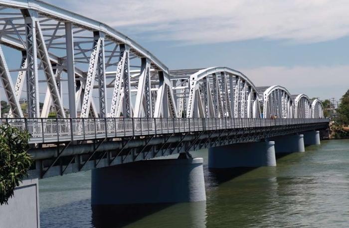 Ponte Florentino Avidos, liga Vitória a Vila Velha. Foto: Divulgação/Secult-ES