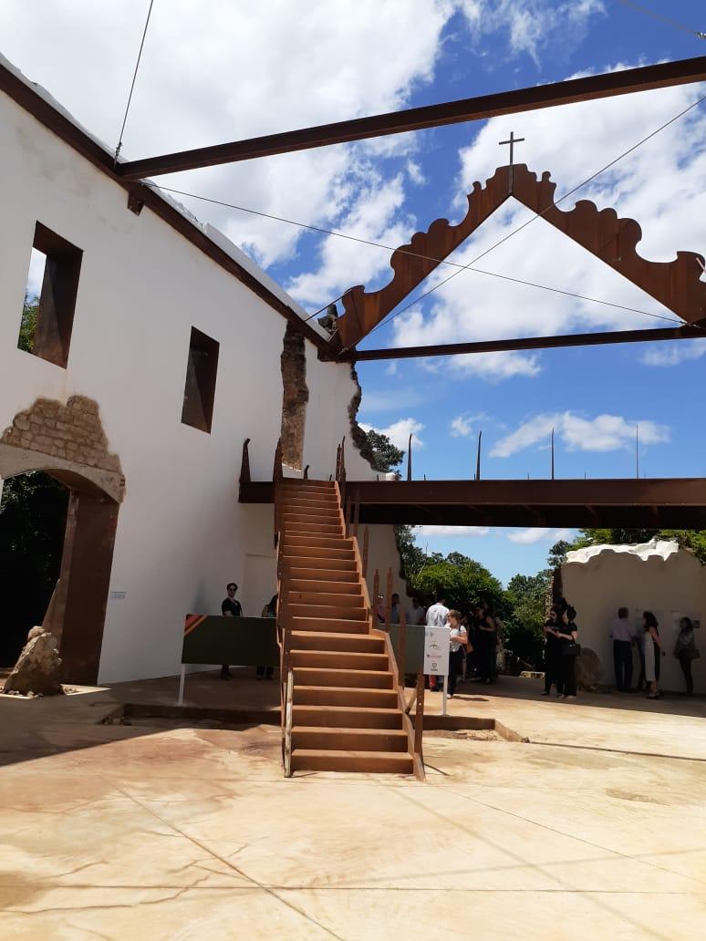 O local é considerado um museu a céu aberto. Seu restauro custou R$ 1,3 milhões e levou pouco mais de um ano para ser concluído. A inauguração acontece no dia 19 de março, às 9h. Foto: Vinicius Arruda