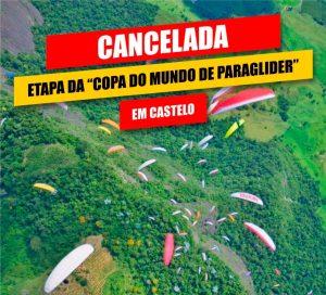 evento cancelado castelo