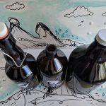 Growlers são recipientes ideais para tomar cerveja em casa. Foto: Leticia Orlandi