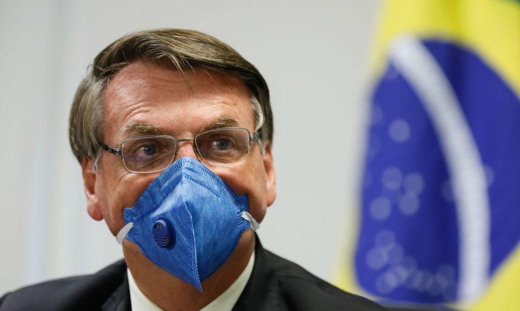 AGU diz que entregou exames de Bolsonaro ao Supremo. Foto: Isac Nóbrega/PR