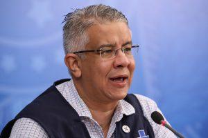 Vigilância em Saúde, Wanderson Oliveira pede demissão. Foto: José Dias/PR