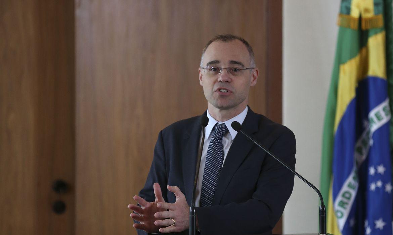 Ex-advogado-geral da União, André Medonça foi nomeado nesta terça-feira, 28, como novo ministro da Justiça e Segurança Pública. Foto: José Cruz/Agência Brasil