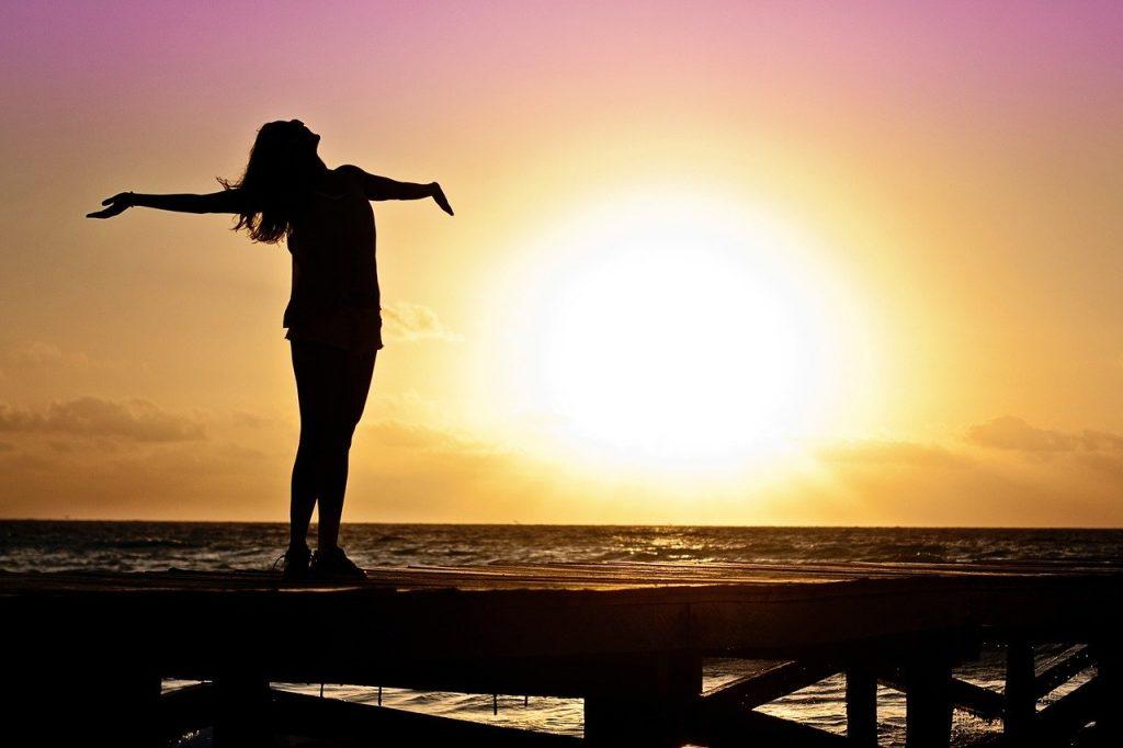 Exposição ao sol. Foto: Pixabay