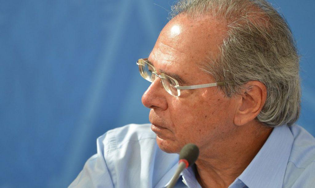 O ministro da Economia, Paulo Guedes. Foto: Marcello Casal Jr./Agência Brasil