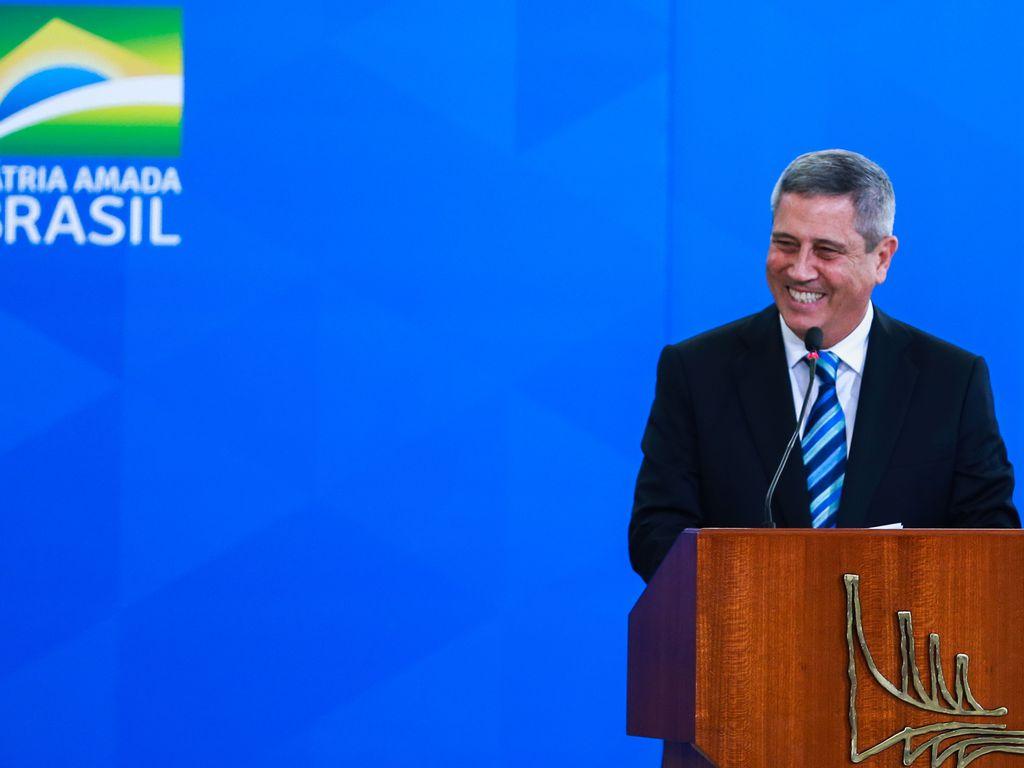 O novo ministro da Casa Civil, Walter Souza Braga Netto. Foto: Valter Campanato