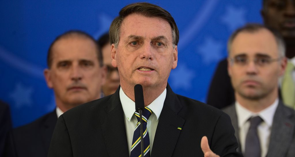 O presidente da República, Jair Bolsonaro. Foto: Marcello Casal Jr./Agência Brasil