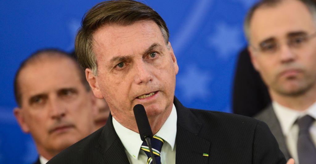 Bolsonaro faz novo veto à lei das máscaras e desobriga uso em presídios. Foto: Marcello Casal Jr./Agência Brasil