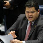 Presidente do Senado, Davi Alcolumbre (DEM-AP). Foto: Fabio Rodrigues Pozzebom/Agência Brasil