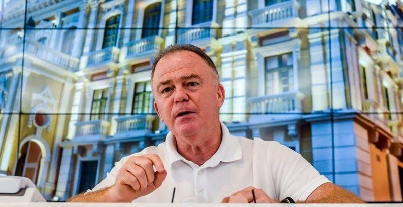 Casagrande fala sobre os impactos da nova lei do gás para o Espírito Santo. Foto: Divulgação/Secom