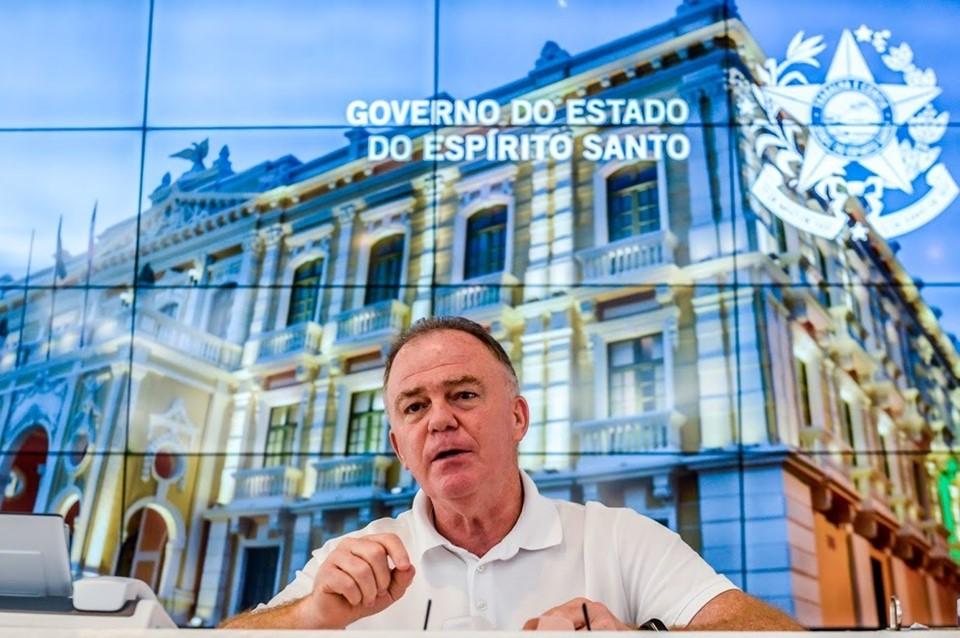 Renato Casagrande. Foto: Divulgação/Secom
