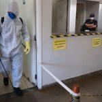 Novo coronavírus atinge a marca de 1 milhão de pessoas contaminadas no mundo. Foto: Marcello Casal Jr/Agência Brasil