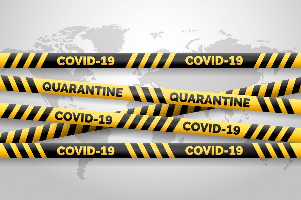 Governo do DF declara estado de calamidade pública em razão da covid-19.