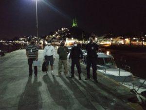 Fiscais paralisam festas durante isolamento social em Vitória. Foto: Divulgação/Semmam