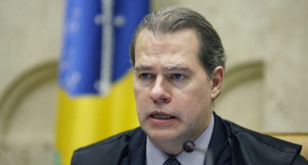 Presidente do STF, Dias Toffoli. Foto: Fellipe Sampaio