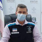 Secretário da Saúde atualiza a situação do novo coronavírus no Espírito Santo. Foto: Divulgação/Sesa