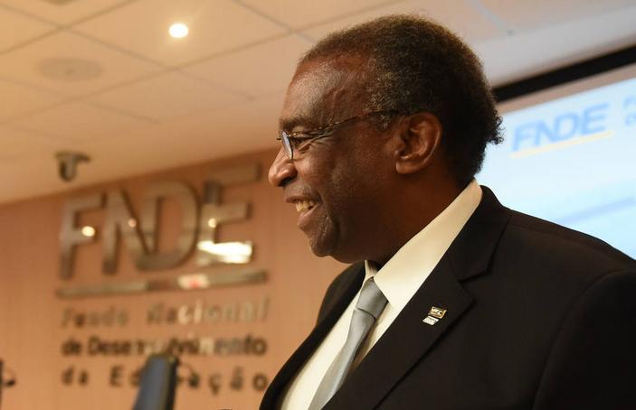 ministro da Educação, Carlos Alberto Decotelli. Foto: André Souza/MEC