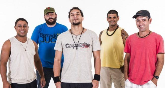 Banda Casaca. Foto: Divulgação