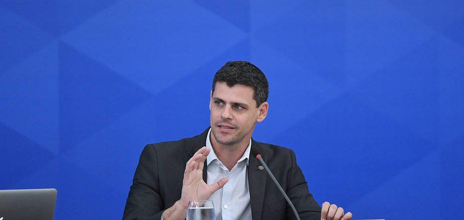 Mansueto é exonerado e Bruno Funchal é nomeado para o comando do Tesouro. Foto: Edu Andrade/Ministério da Economia