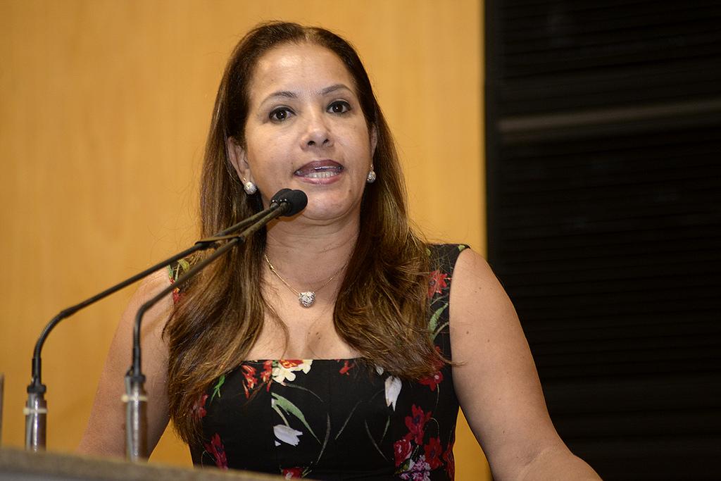 Deputada Janete de Sá. Foto: Divulgação