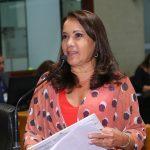 A deputada Janete de Sá foi encaminhada para a UTI após baixa saturação de oxigênio no sangue. Foto: Divulgação