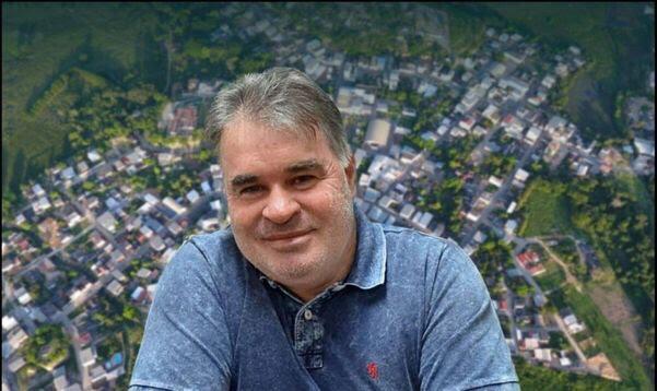 O Paulo Márcio Leite Ribeiro estava internado na UTI de um hospital de Colatina desde o dia 6 de julho. Foto: Reprodução/Redes sociais