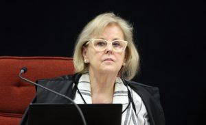 Rosa Weber diz que juízes de 1ª instância podem autorizar buscas na Congresso. Foto: Nelson Jr./SCO/STF