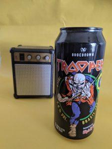 Trooper Brasil IPA Iron Maiden
