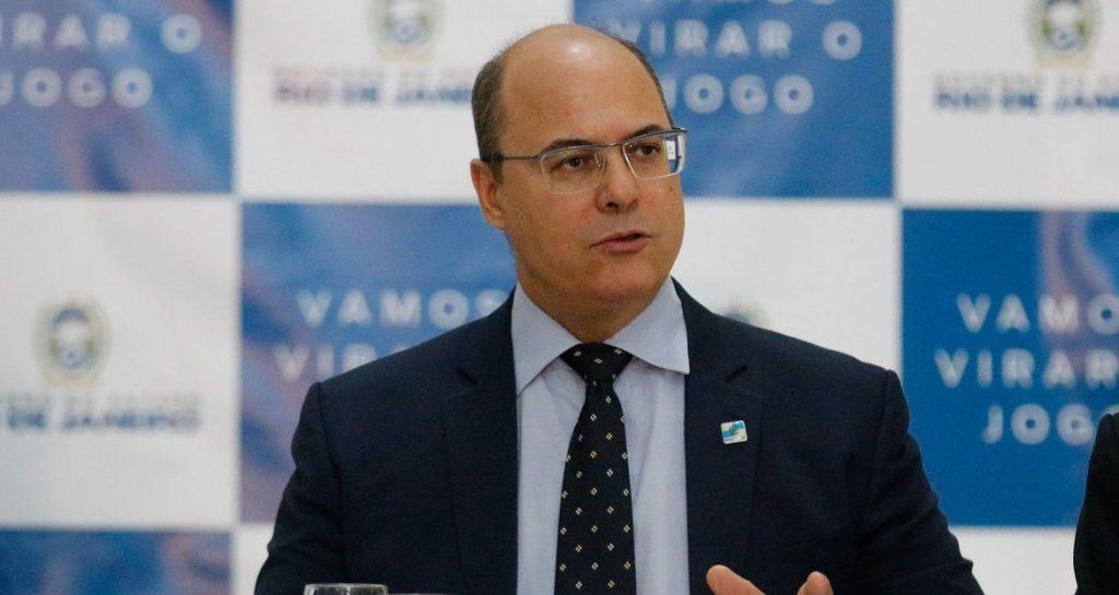 Justiça nega pedido para suspender impeachment contra Witzel. Foto: Fernando Frazão/Agência Brasil