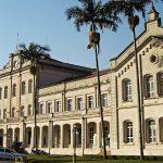 Escola Superior de Agricultura Luiz de Queiróz:Universidade de São Paulo. Foto: Reprodução/USP