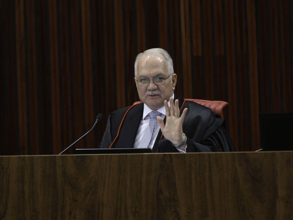 Ministro Edson Fachin. Foto: Fabio Rodrigues Pozzebom/Agência Brasil