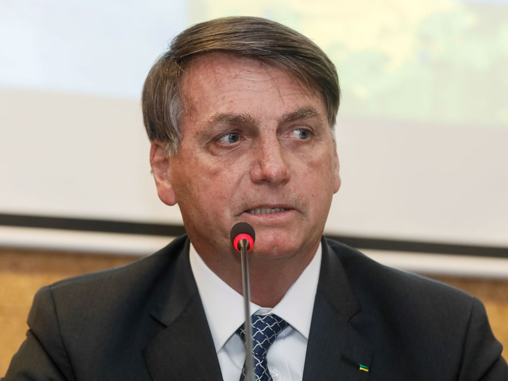 Presidente da República, Jair Bolsonaro. Foto: Isac Nóbrega/PR