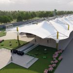 Imagem divulgada pelo governador Renato Casagrande de como será o novo Terminal de Itaparica, em Vila Velha. Foto: Reprodução/Twitter