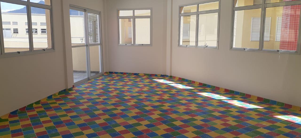 O Hospital conta ainda com salas de brinquedoteca (foto) e áreas de convivência. Foto: Vinicius Arruda/Portal ES360