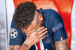 Diretor do PSG diz confiar em julgamento após Neymar denunciar racismo. Foto: Reprodução/Instagram