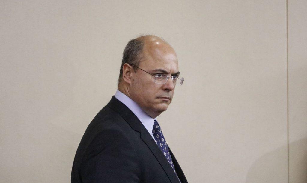 Governador do Rio de Janeiro, Wilson Witzel. Foto: Fernando Frazão/Agência Brasil