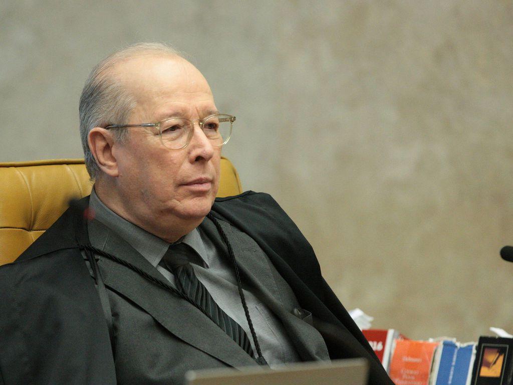 Ministro Celso de Mello. Foto: Carlos Moura/SCO/STF