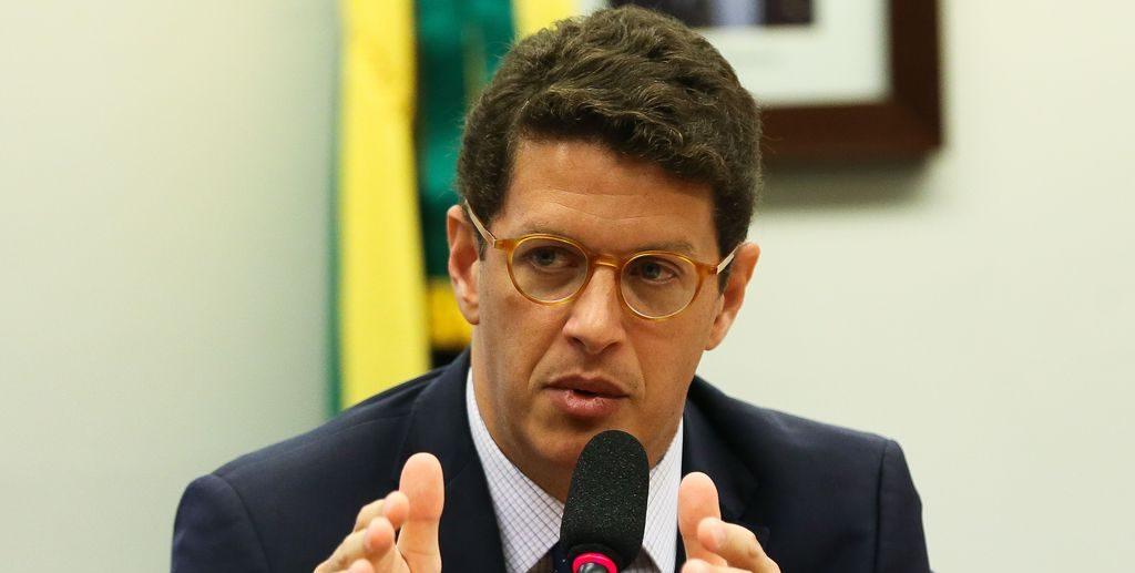 Ministro do Meio Ambiente, Ricardo Salles. Foto: José Cruz/Agência Brasil