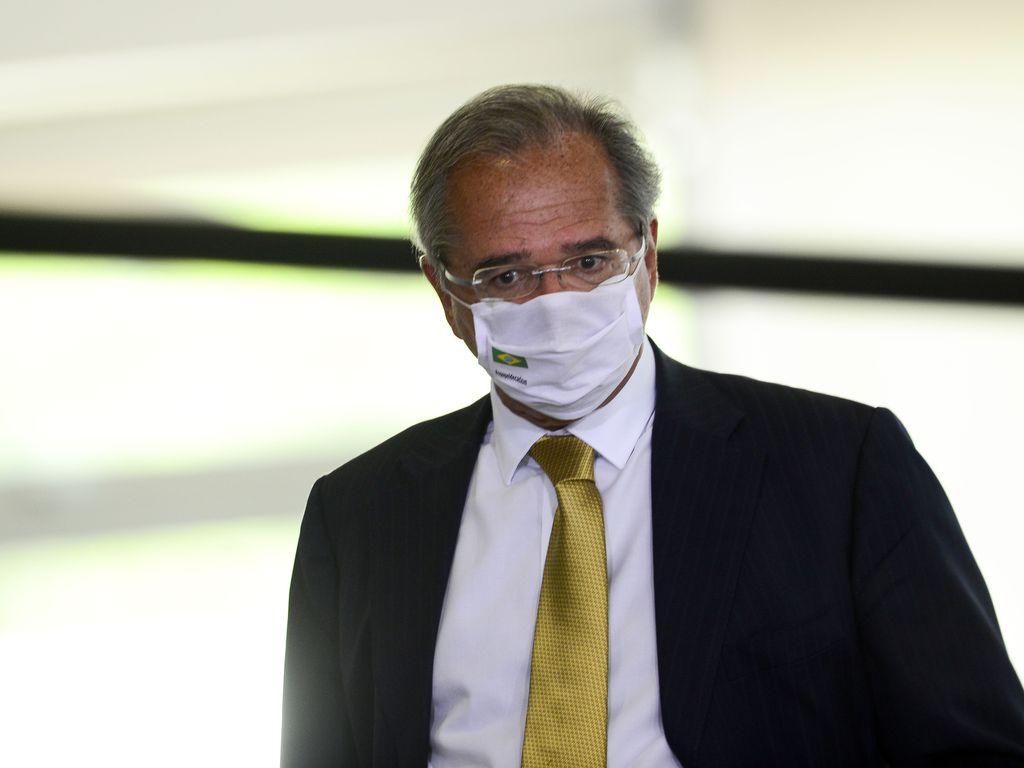 O ministro da Economia, Paulo Guedes. Foto: Marcelo Camargo/Agência Brasil