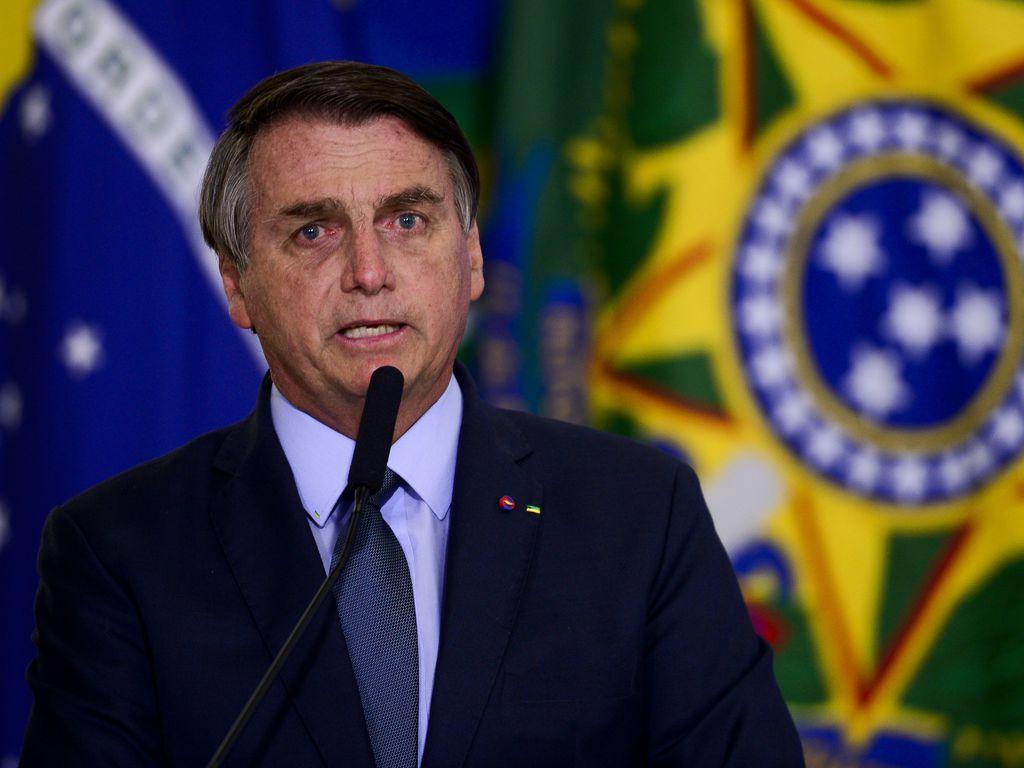 Bolsonaro diz que governo vai comprar vacina, mas 'não ao preço que um caboclo aí quer'. Foto: Marcelo Camargo/Agência Brasil
