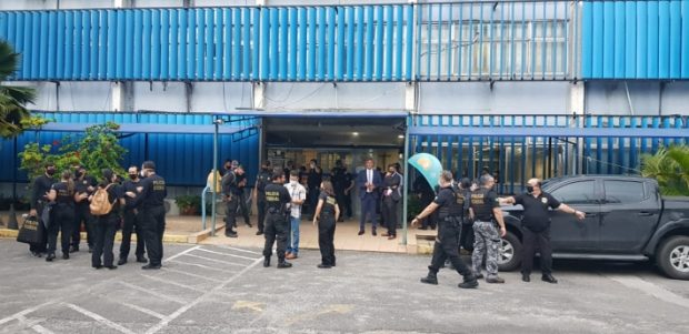 Operação Desumano. Foto: Polícia Federal