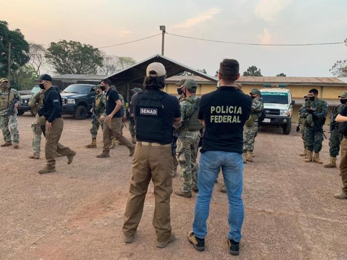 Operação Status. Foto: Polícia Federal