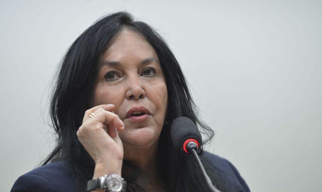 Senadora Rose de Freitas. Foto: Fabio Rodrigues Pozzebom/Agência Brasil