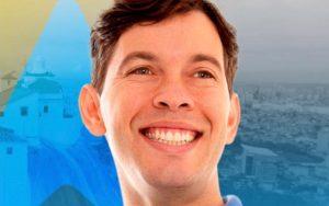 Arnaldinho Borgo é eleito em Vila Velha. Foto: Reprodução/Facebook