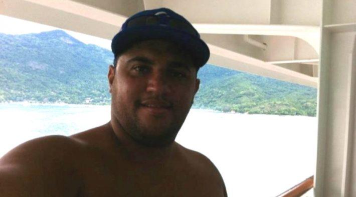André de Oliveira Macedo, o André do Rap, acusado de chefiar o tráfico de drogas internacional do PCC no Porto de Santos. Foto: Polícia Federal