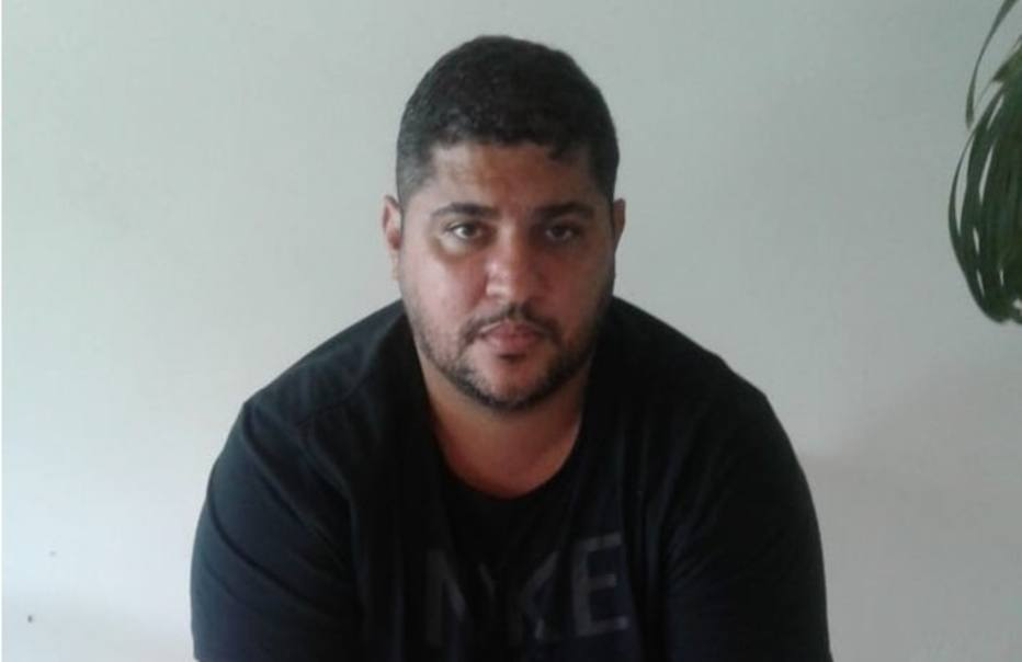 André de Oliveira Macedo, o André do Rap, estava foragido desde 2014 e foi preso em uma mansão em Angra dos Reis, na Costa Verde do Rio de Janeiro. Foto: Polícia Civil