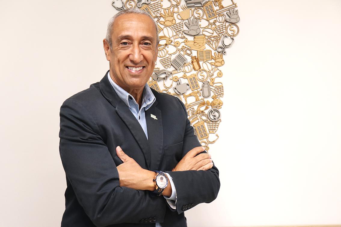 Carlos André Santos de Oliveira, superintendente do Sistema OCBES. Foto: Assessoria de Comunicação-SistemaOCB/ES
