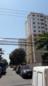 Homem faz vizinhos reféns em condomínimo da Serra. Foto: Reprodução/Ouvinte BandNews FM